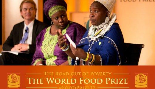 N8 AgriFood participates at the 2017  Borlaug Dialogue