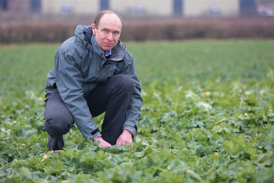 N8 AgriFood hosts collaborative Soil workshop for farming and scientific leaders