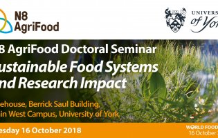Doctoral seminar on sustainable food systems and impact