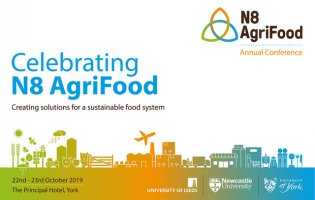 Programme unveiled for N8 AgriFood 2019 Conference
