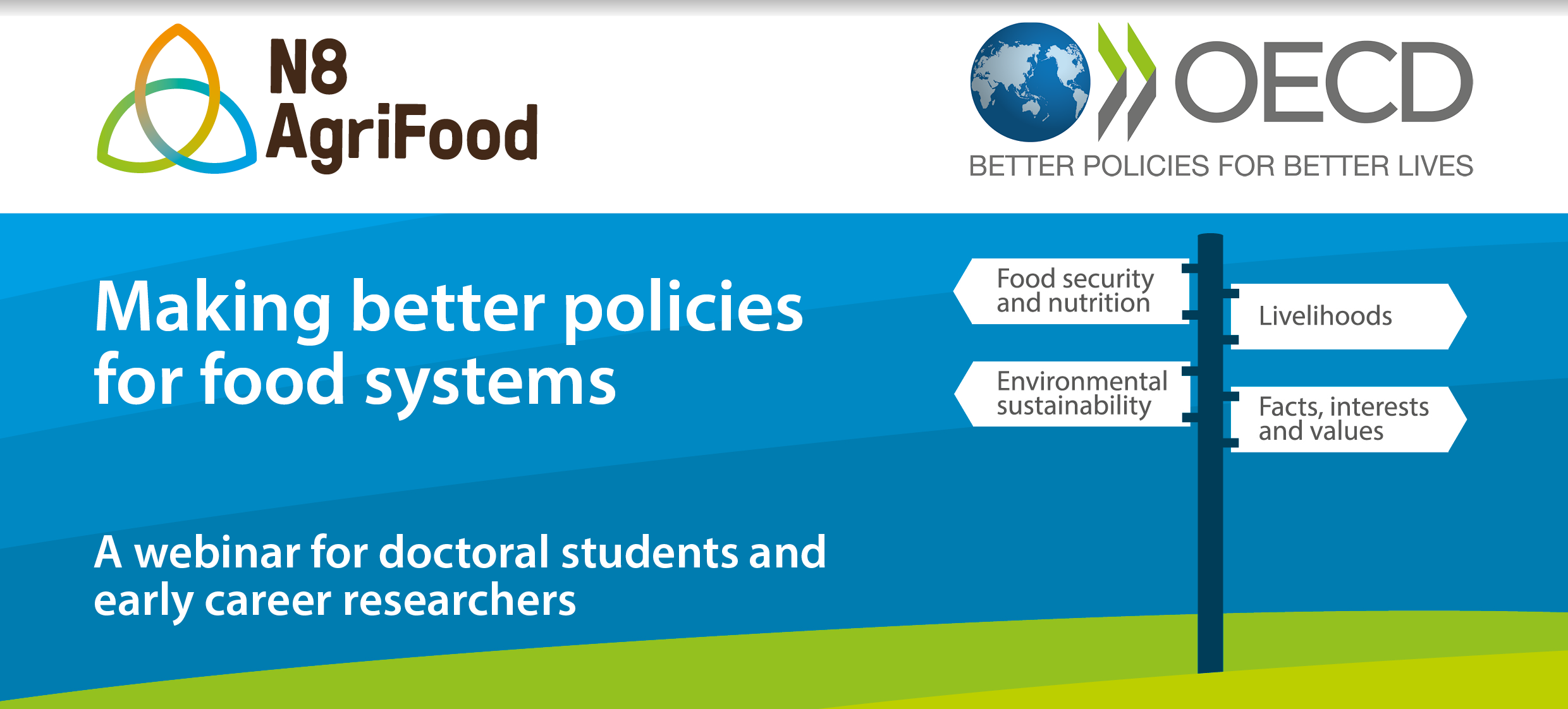 Making better policies for food systems