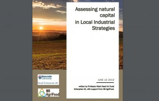 New brief published to help embed natural capital into Local Industrial Strategies
