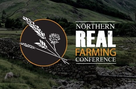 Northern Real Farming Conference banner