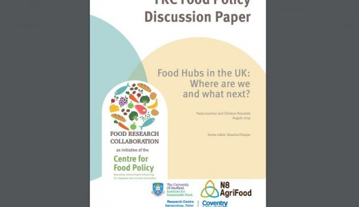 Food Hubs in the UK: Where are we and what next?