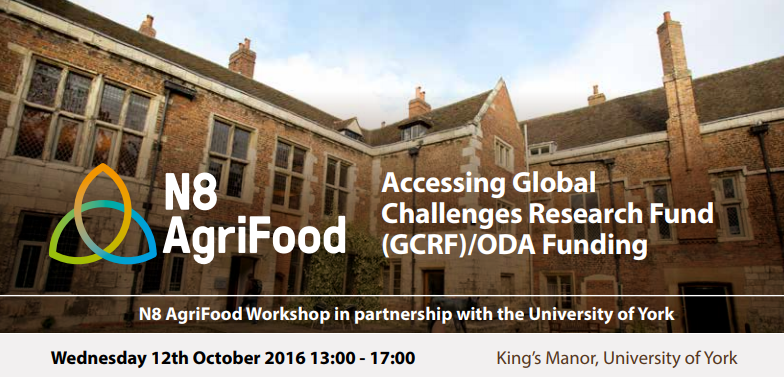 Accessing GCRF/ODA Funding
