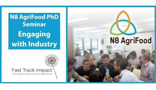 PhD Seminar - Engaging with Industry