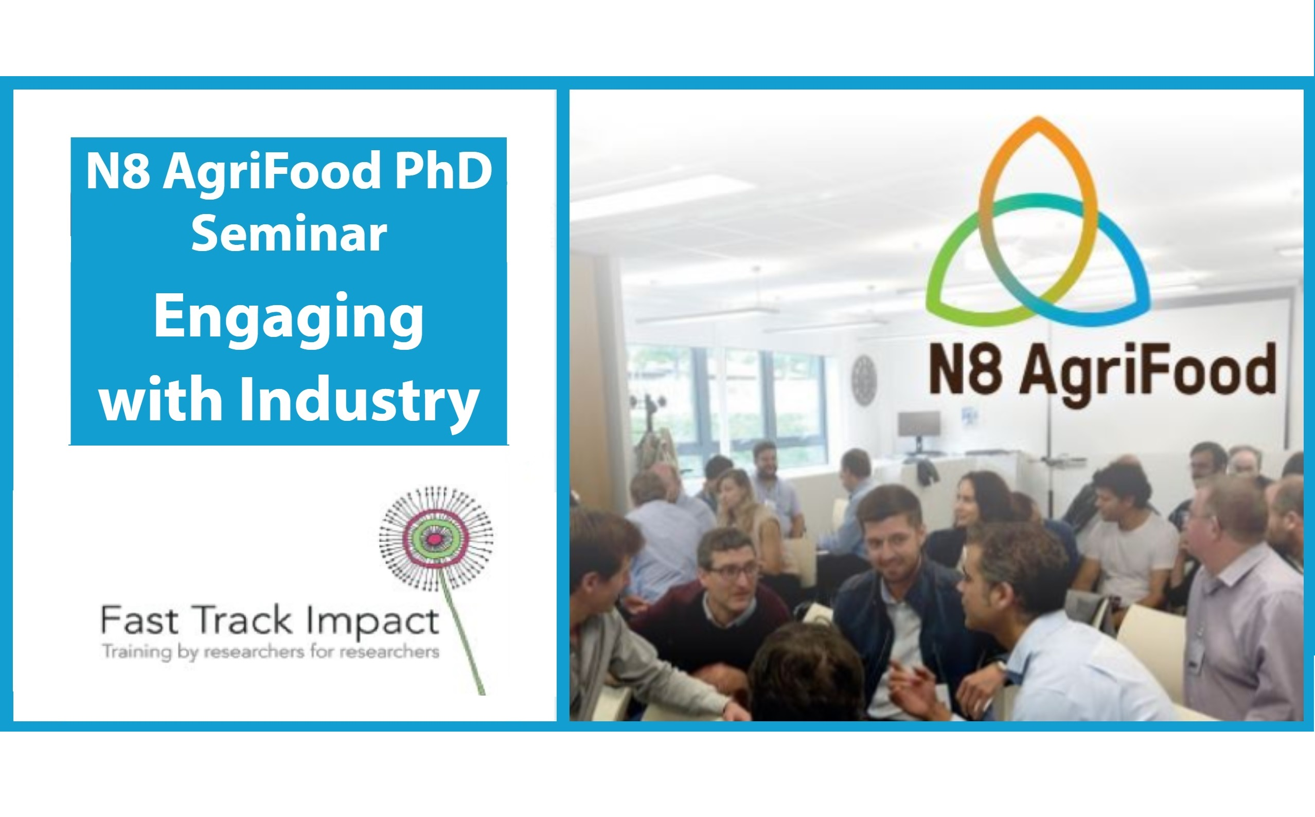 PhD Seminar - Engaging with Industry