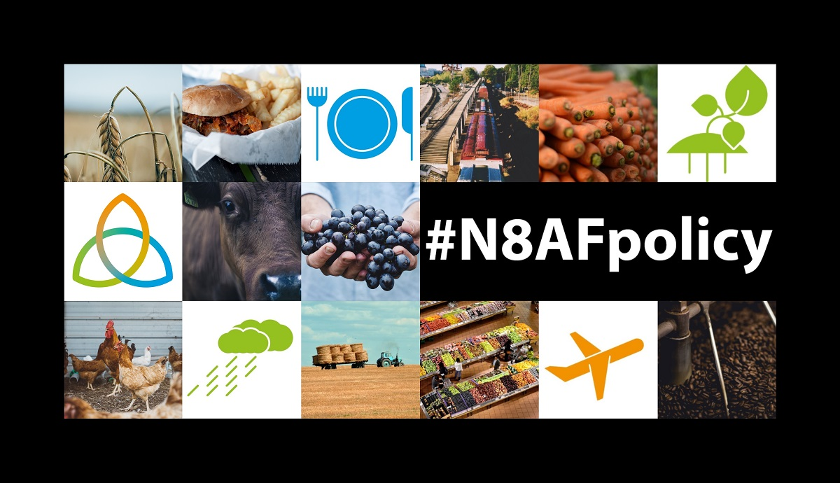 Policy Engagement in Practice – Part of N8 AgriFood Policy Week