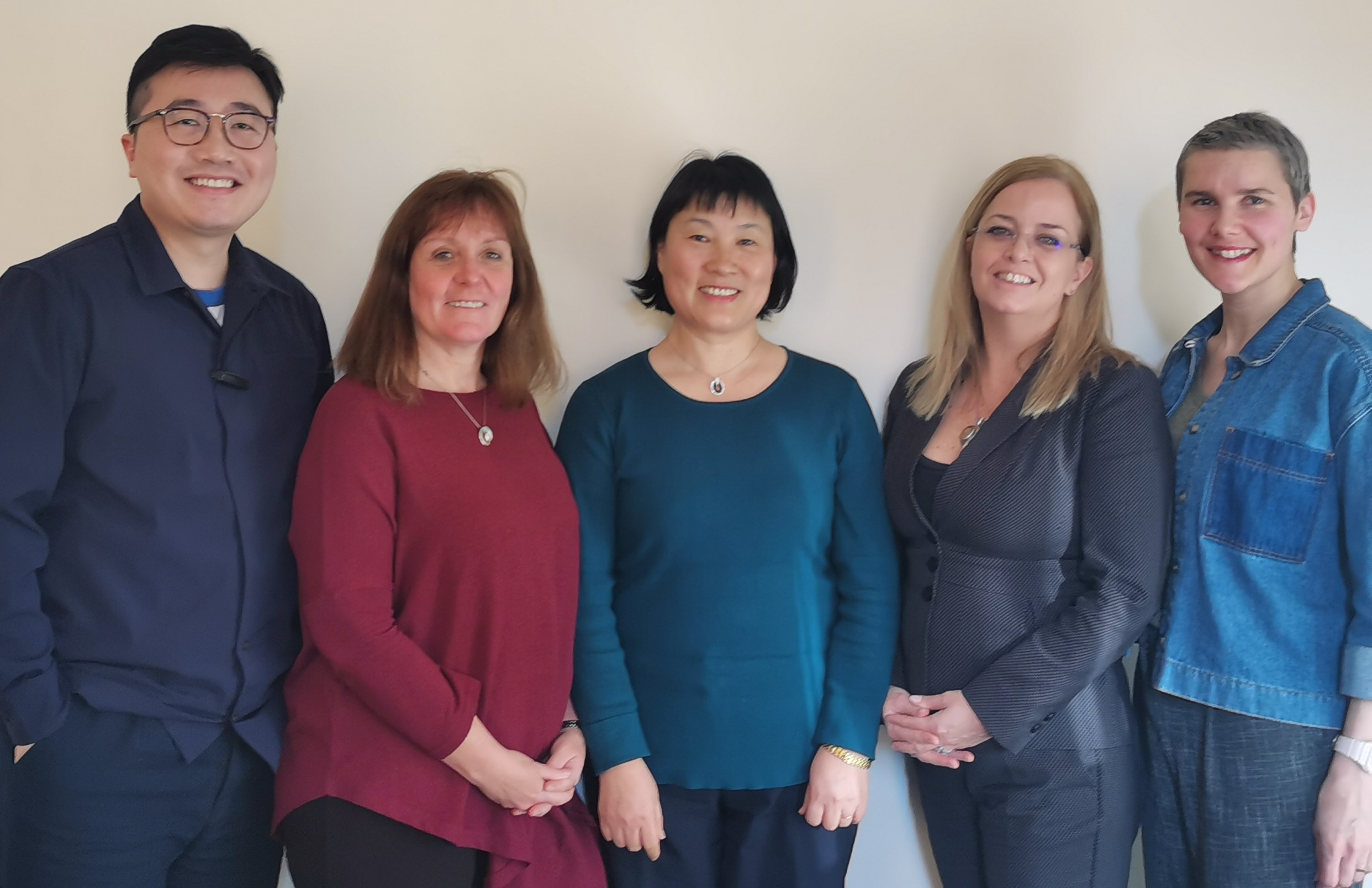 Project Team - Micronutrient Deficiencies and the Double Burden of Childhood Malnutrition in China