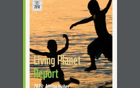 WWF Living Planet Report 2018