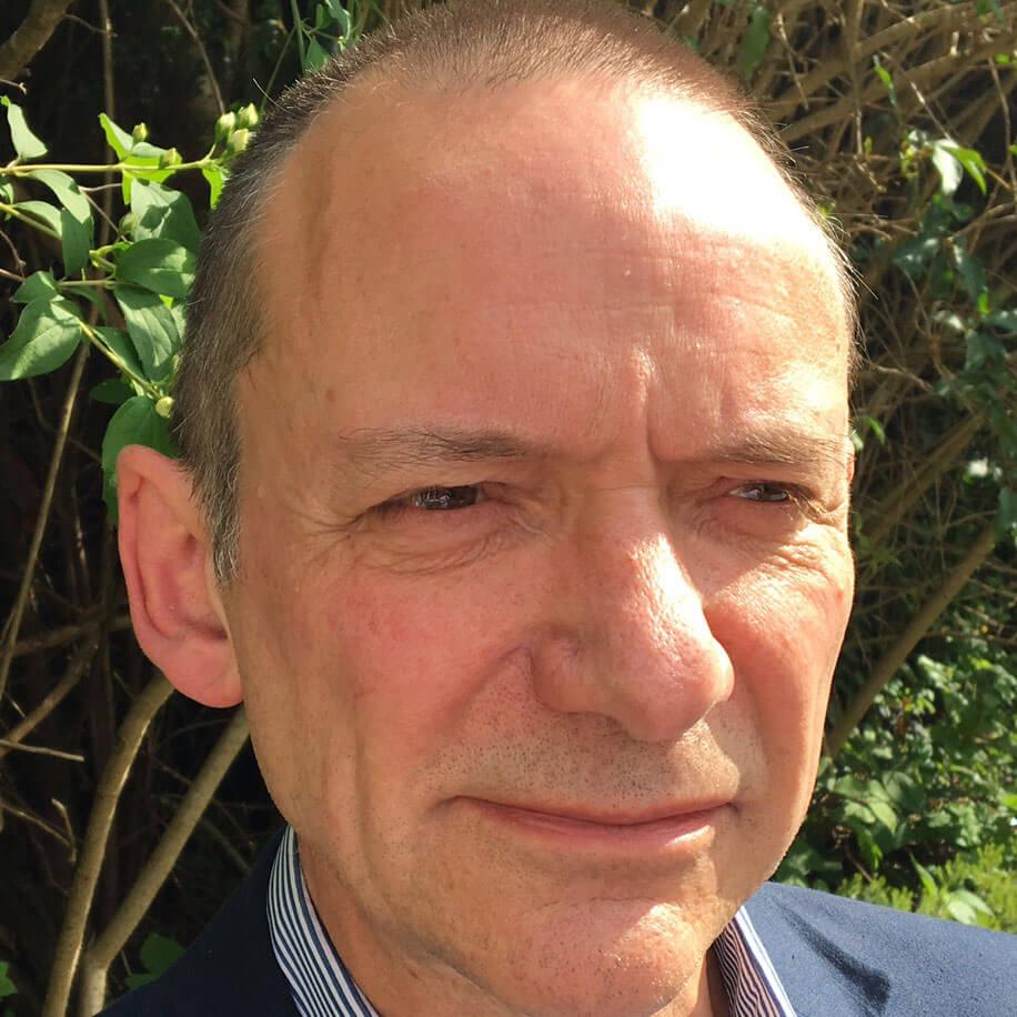 Professor Peter Jackson