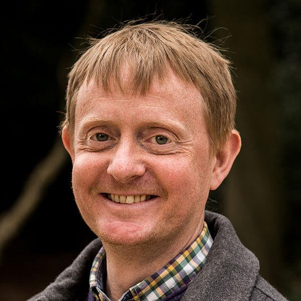 Dr James Stockdale
