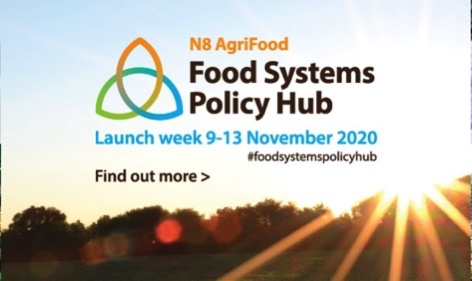 N8 AgriFood launches Food Systems Policy Hub