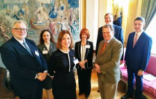 Argentinian Embassy celebrates collaborations with N8 AgriFood