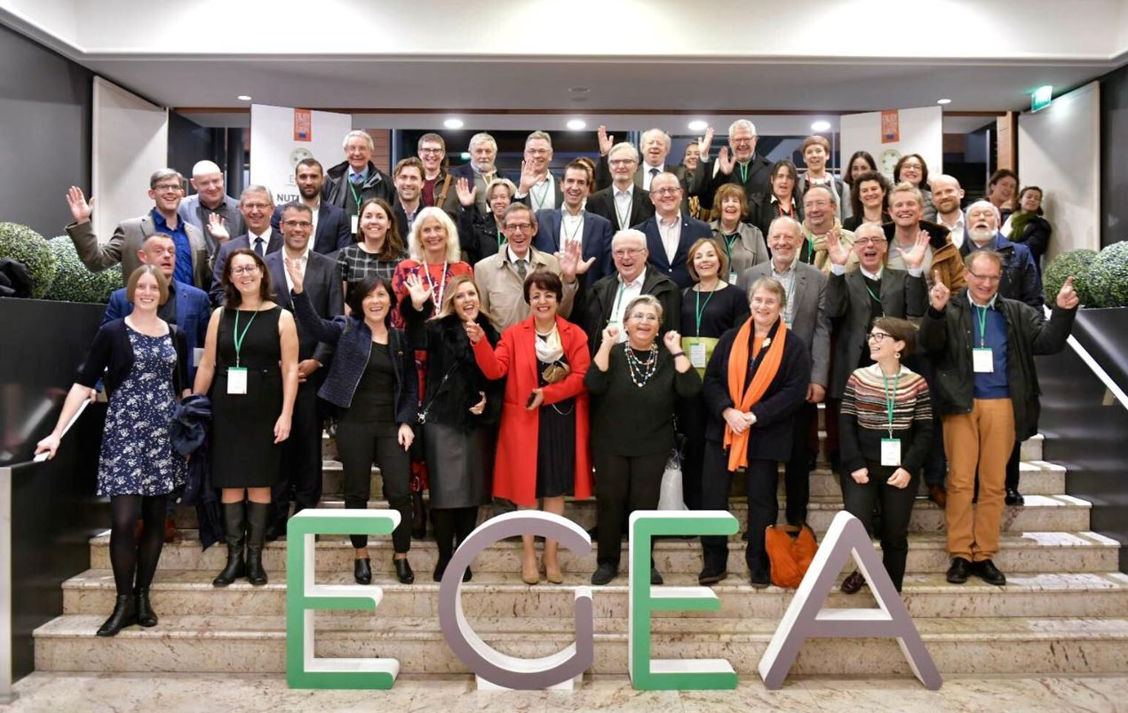 EGEA 2018 features presentations from N8 AgriFood