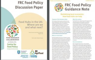 N8 AgriFood supports new policy guides to UK food hubs