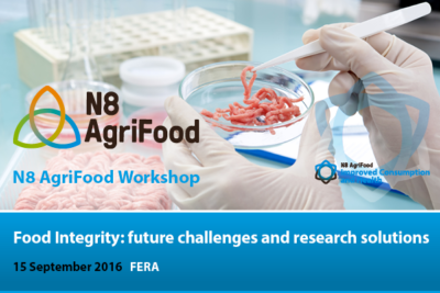 N8 AgriFood to focus on food integrity