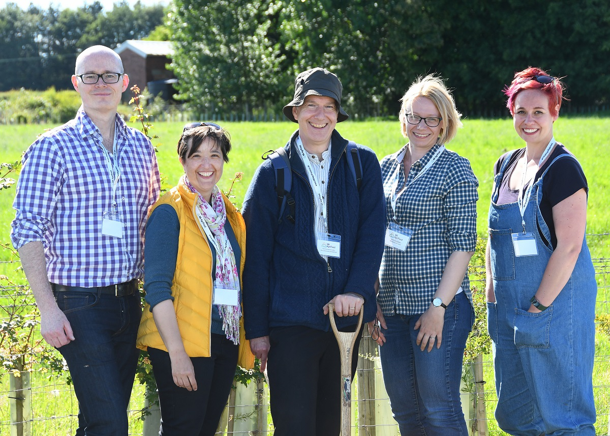 Farmers and researchers join forces to tackle food production challenges