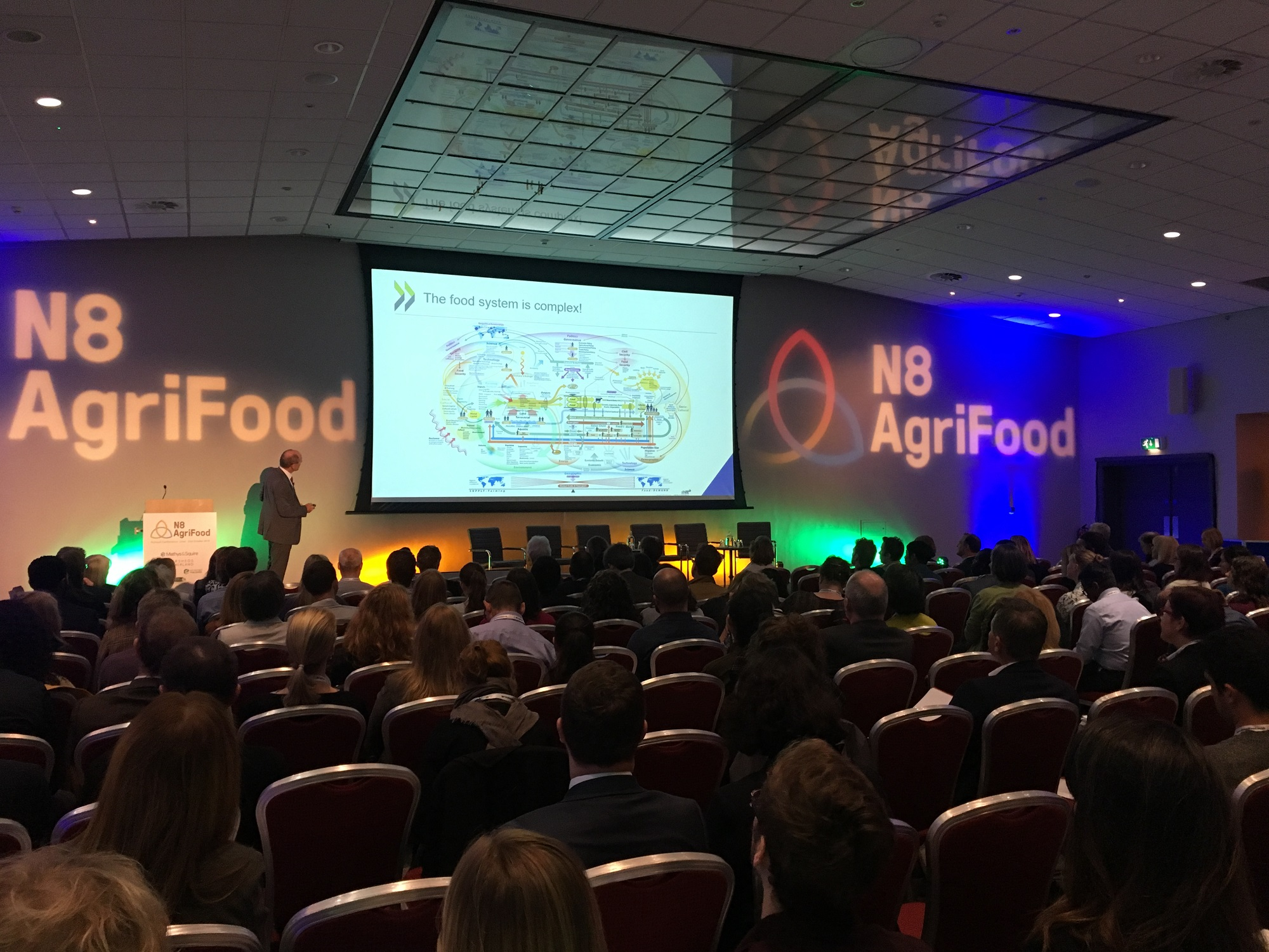 Day 1 - N8 AgriFood Conference