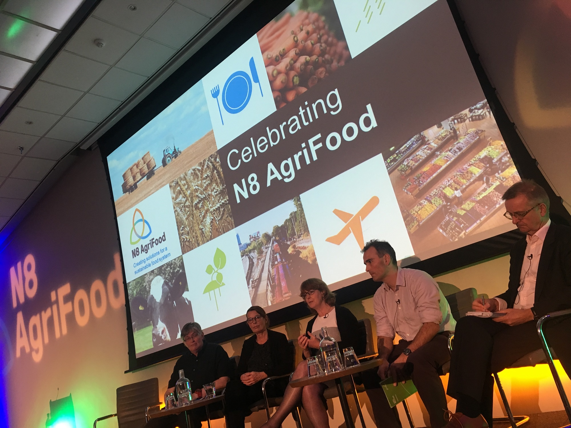 Day 2 - N8 AgriFood Conference