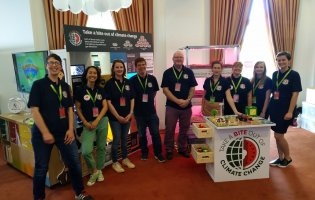 N8 AgriFood is on show at this week's Royal Society Summer Science Exhibition