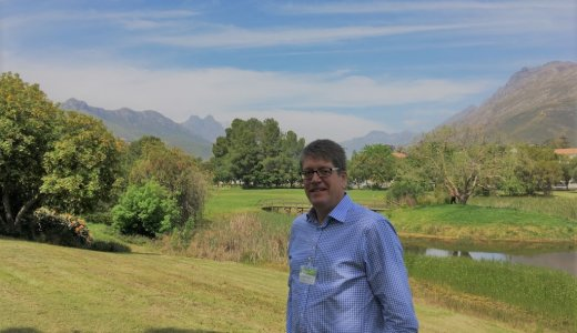N8 AgirFood chair heads to South Africa to speak at Science Forum 2018