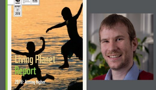 Contribution from N8 AgriFood researcher makes WWF's 2018 Living Planet Report