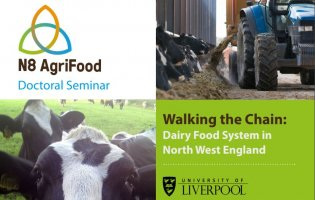 Walk the supply chain at latest N8 AgriFood Doctoral Seminar