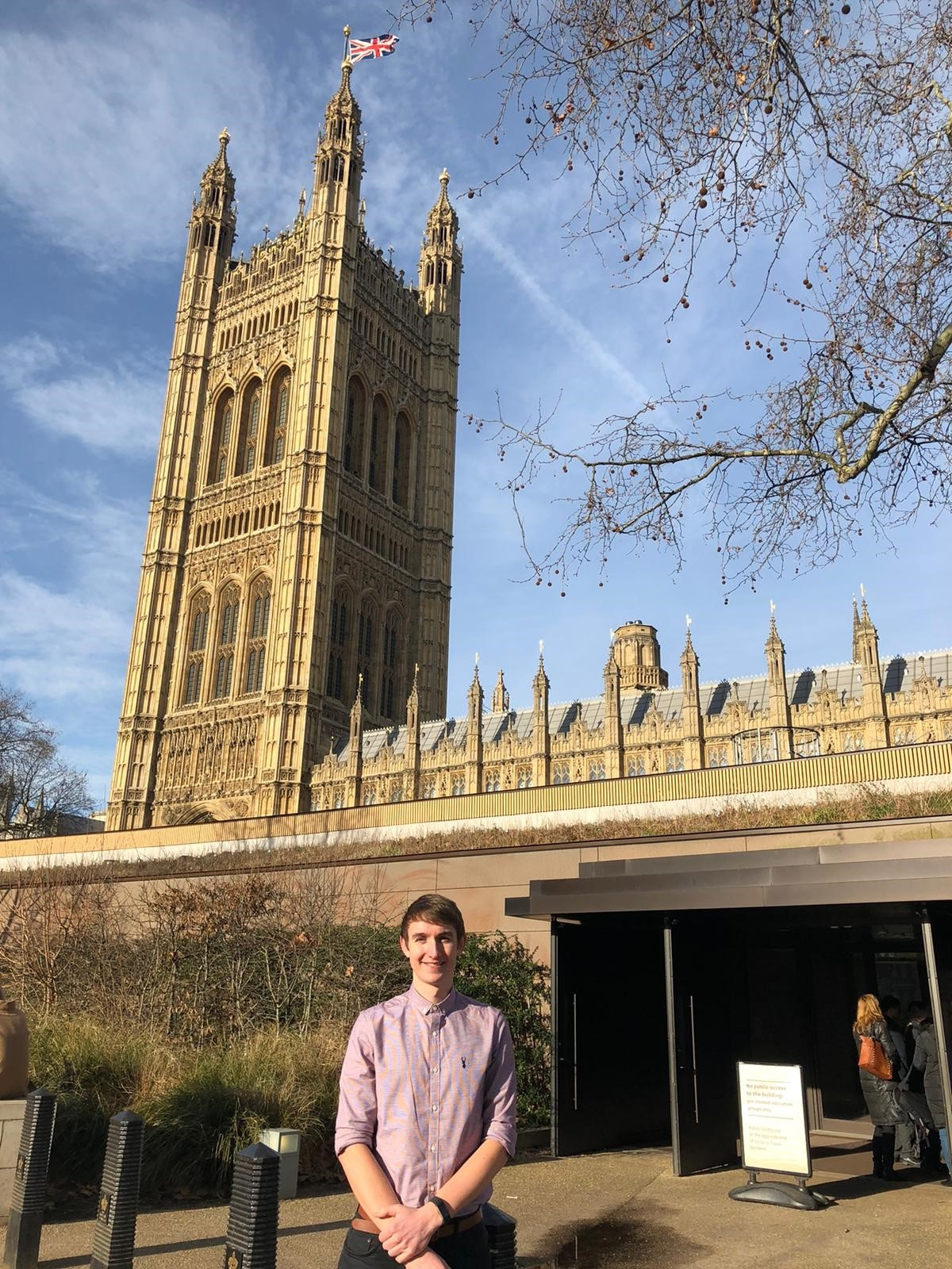 Joe in Westminster